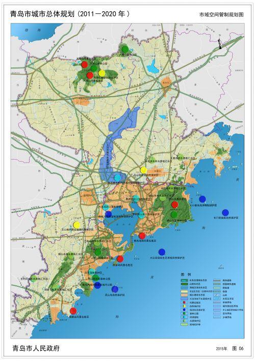 市域空间管制规划图