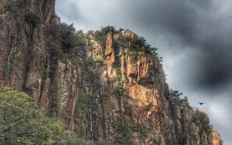 雨后崂山:美如一幅丹青水墨画