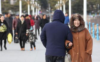 """冷冷冷!青岛开启最强""""倒春寒""""模式"""