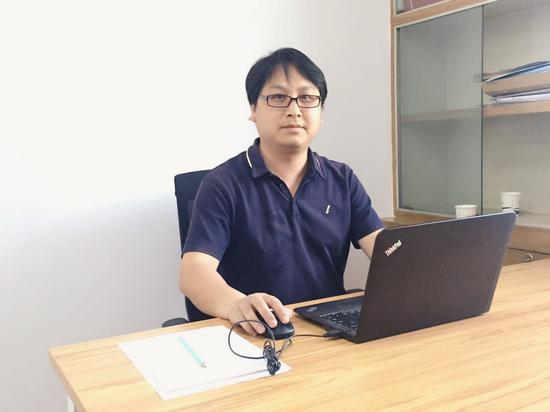 陈杰,青岛龙湖·春江郦城项目标段工程师