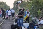 捷克政府宣布不再接收任何欧盟难民配额