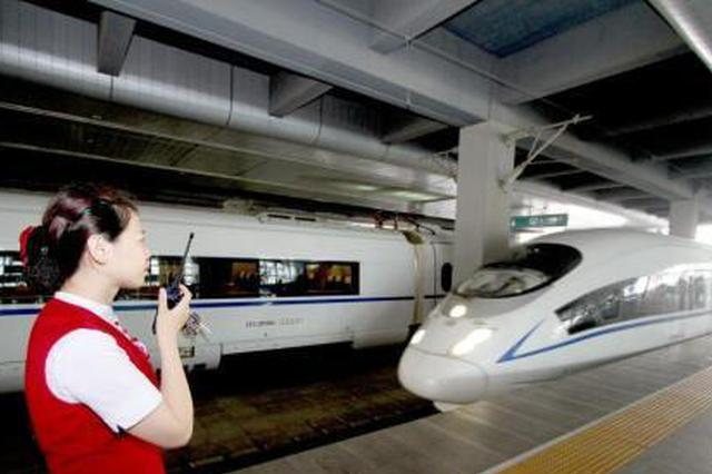 京广高铁湖北境内设备故障 长沙至京津多趟列车停运