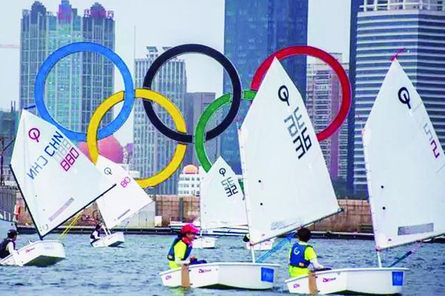 帆船周·海洋节亮相岛城三大帆船赛轮番上演