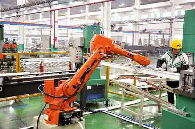 """青岛机械装备产业:""""大块头""""有""""大智慧"""""""