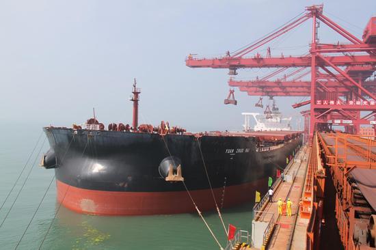 40万吨船