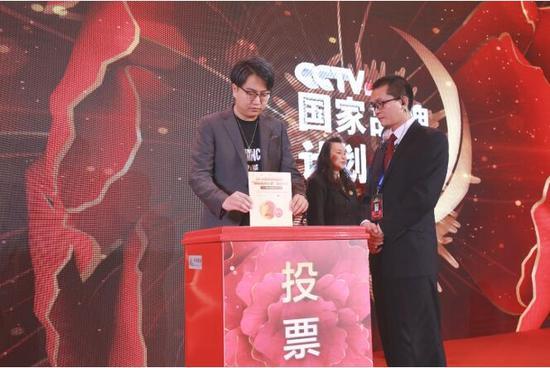 环亚集团品牌管理中心总经理胡根华