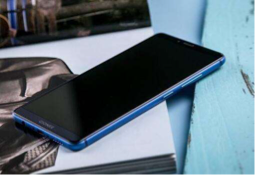 全面屏手机金立M7