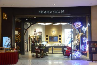 MONOLOGUE独白 首家摇滚旗舰店武汉K11店