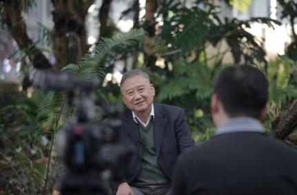 植物医生科学家裴盛基