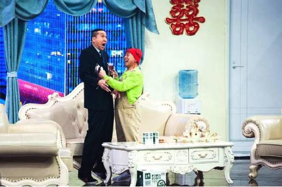 """金牌笑星潘长江演绎了一位""""疯狂老头"""""""