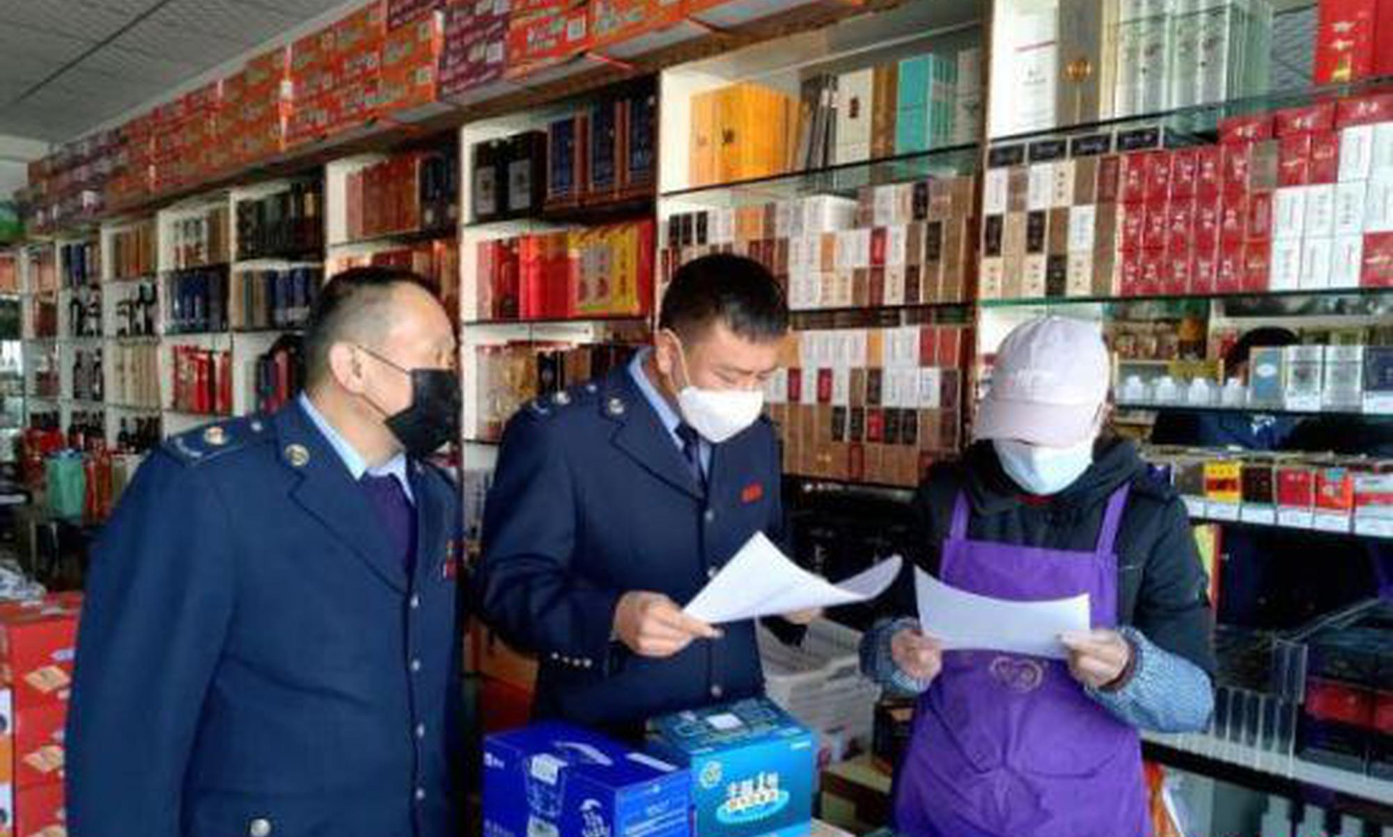 青海税务助藏区企业复工复产