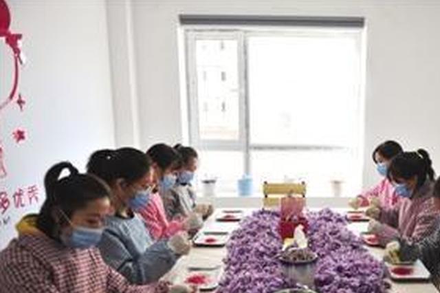 """柴达木盆地""""产业之花""""助力农牧民增收"""
