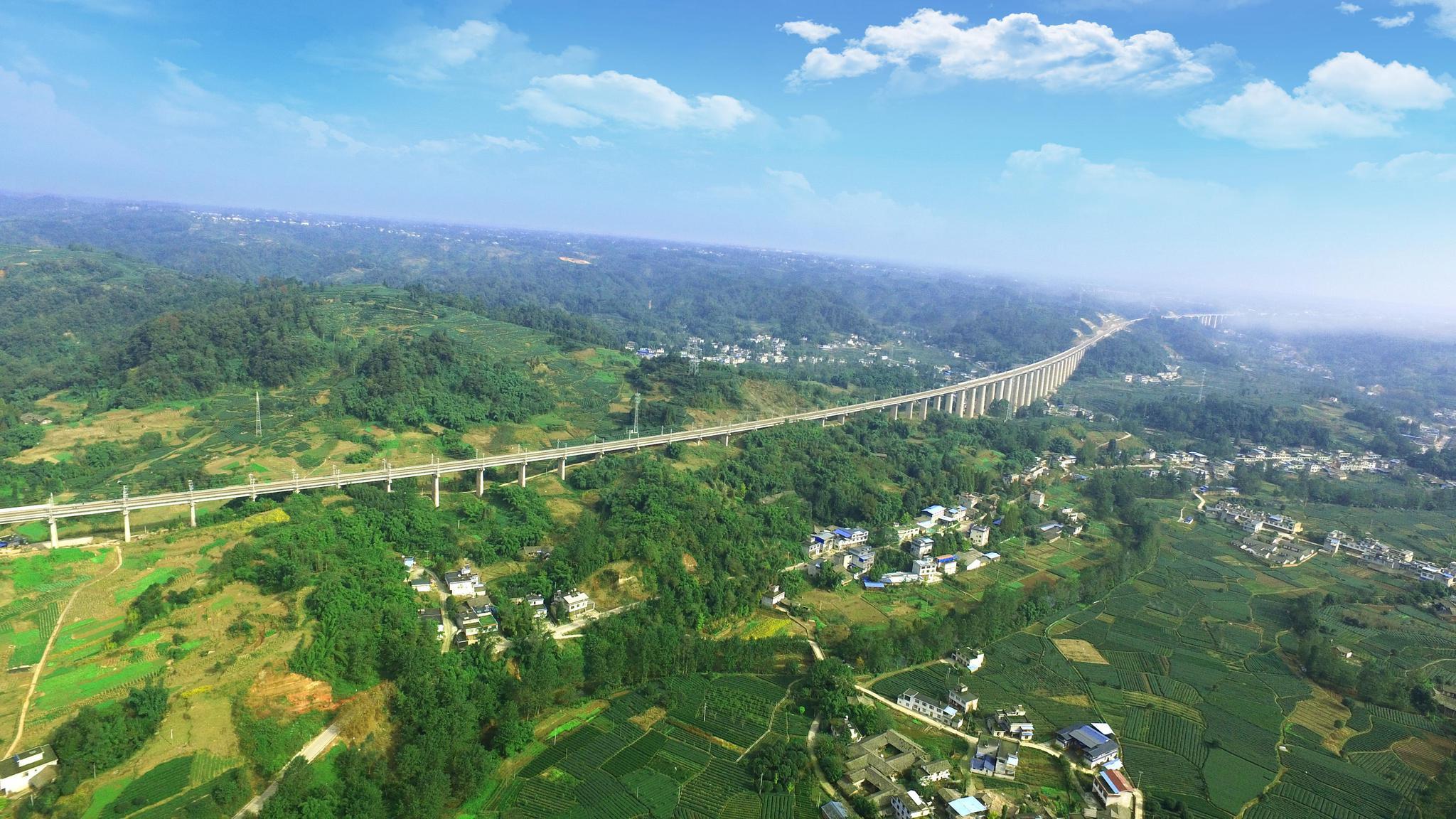 文件首次披露!川藏铁路设计时速为200公里