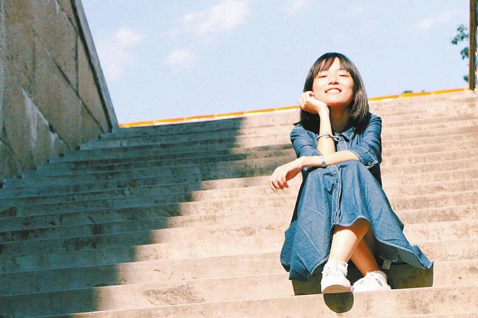 四川高考文科663分考生陈嘉仪:我想成为闪闪发亮的人