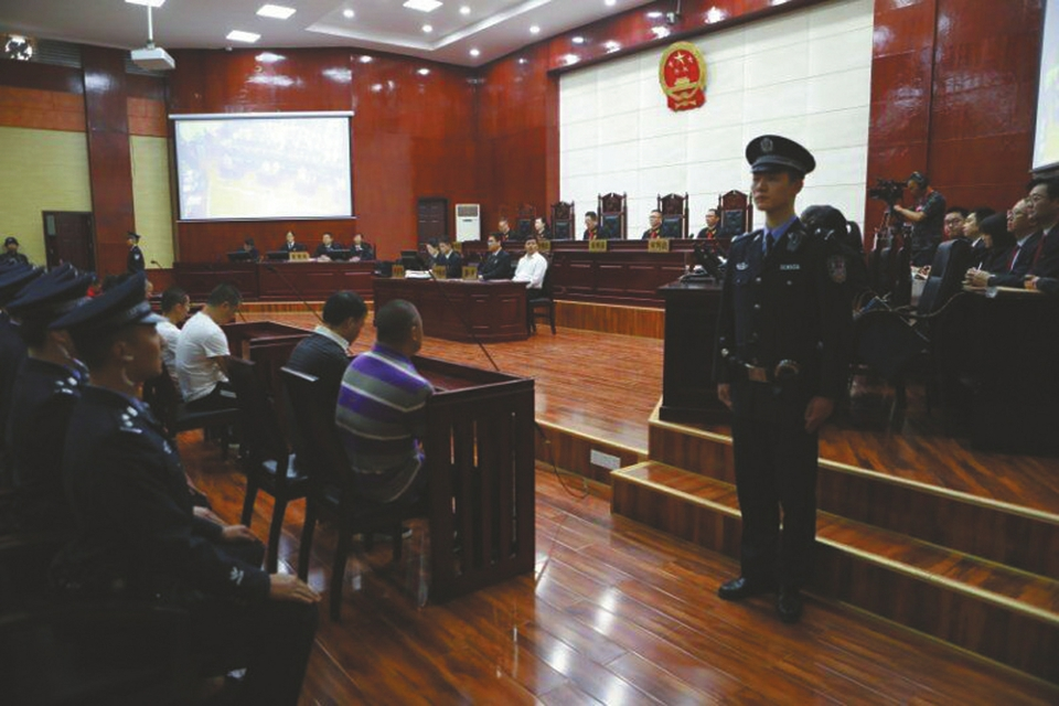 经最高人民法院核准 3名毒贩在凉山被执行死刑