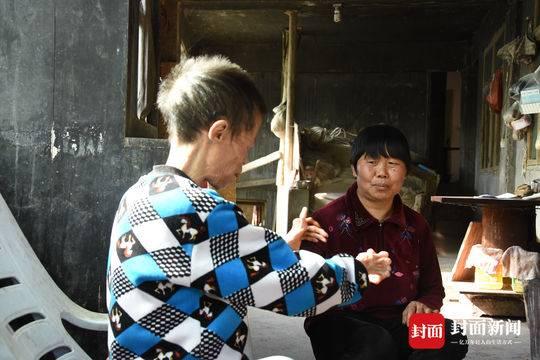 泸州农妇照顾残疾邻居30年:我能活多久就照料多久