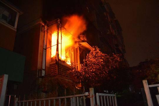 内江保姆使用取暖器不当引发火灾致老太遇难 被判6个月