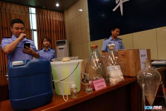 巴中:夏安禁毒成效显著 破获毒品刑事案件22件