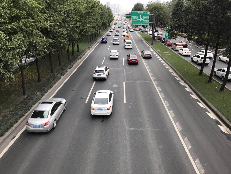 @司机师傅 成都天府大道南三、四段辅道的通行有变