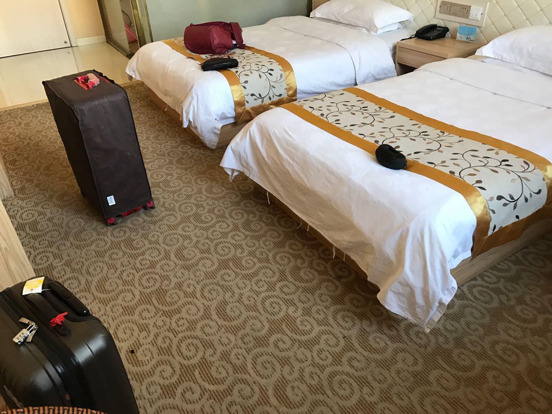 """探访广元市湖北游客定点酒店:""""一切都很好,一定会更好"""""""