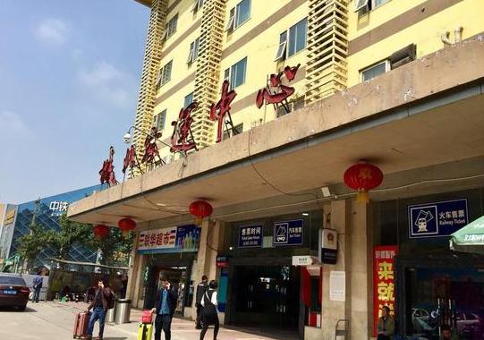 31日起成都城北客运站80多条班线调迁至东站客运站