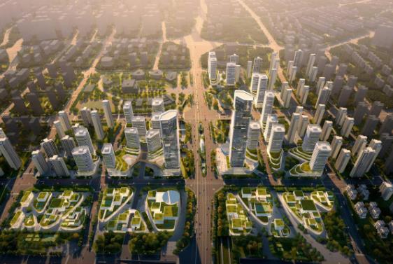 成都行政学院站TOD最新规划来了 9号线走向拟变化公园绿地或增