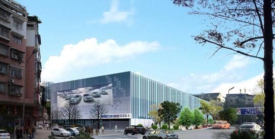 南充主城区将建7个停车场 春节前投用6个新增泊车位1000余个