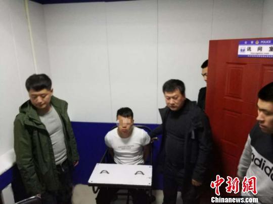 内蒙古发生一起绑架杀人案中案 警方七天七夜追凶