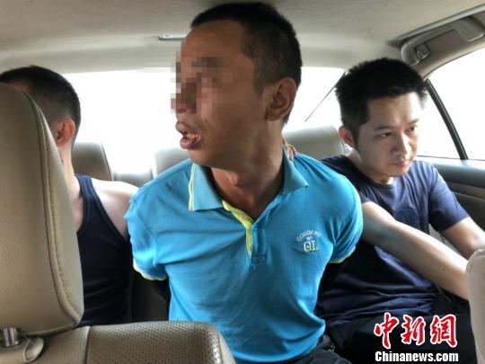 浙江丽水警方抓获10年网上逃犯:因害怕至今未婚