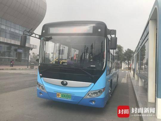 德阳人可坐公交到成都赶地铁 成德同城化不断升级加码