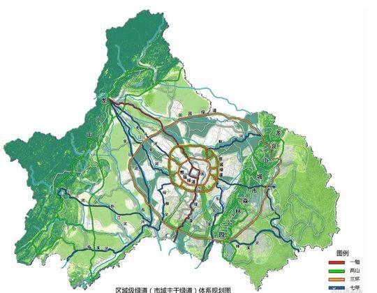 天府新区1.8公里生态廊道 今年年底将初步呈现
