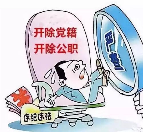 乐山市国资委原党委副书记、主任戴国际 严重违纪违法被开除党