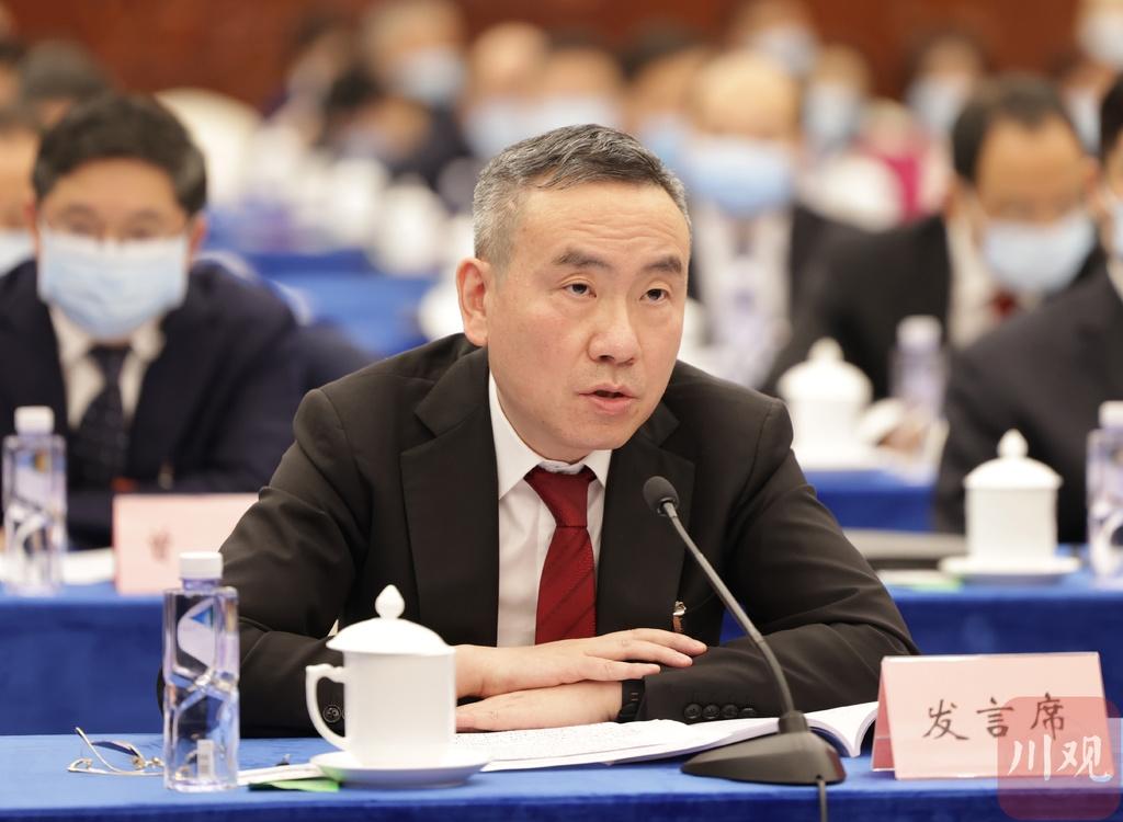 四川天府银行行长黄毅:全面提升金融服务实体经济能力