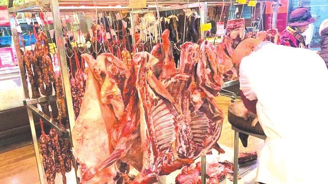 供给量骤降成都羊肉进价每斤涨20元 冬至可能还要涨