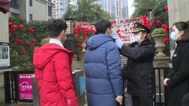 内江:小区出入检测体温 公交乘客和司机均需佩戴口罩