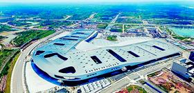 中国西部国际博览城将迎首展 拟引进展会已排到明年末