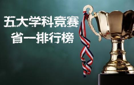 2016全国高中学科竞赛哪家强?四川16校榜上有名!
