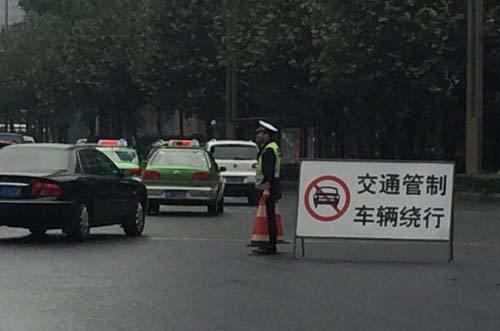 周六起成都三条道路交通组织有变 交警支招如何绕行