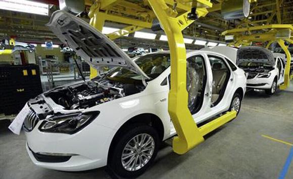 中国汽车4月在俄卖2400辆 同比下降16%