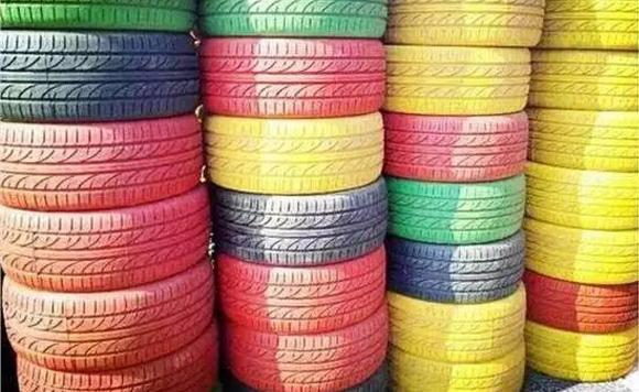 轮胎为什么不是彩色的 原因都有哪些