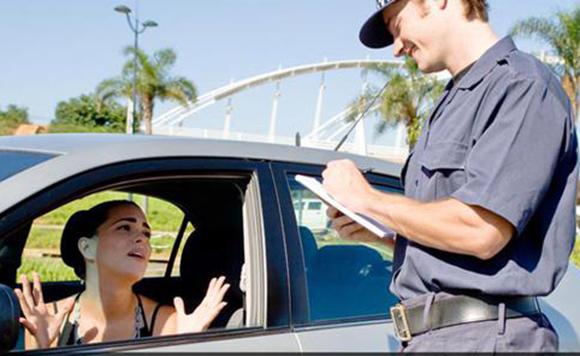 违规率高 这十辆车最容易被美国警察盯上