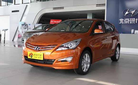北京现代瑞奕成都优惠2万元 现车销售