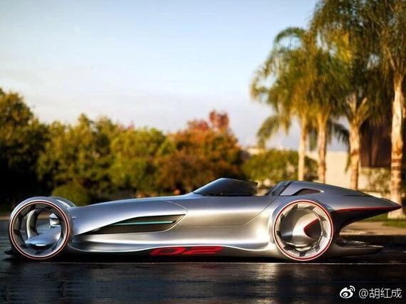世界上最帅的5款奔驰概念车