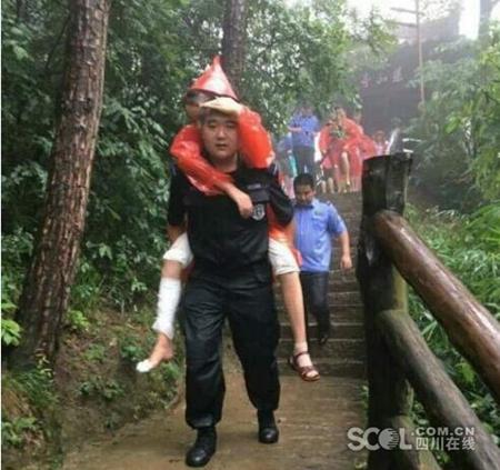 广元游客在游览剑门关时被雷电击伤(附避灾指南)