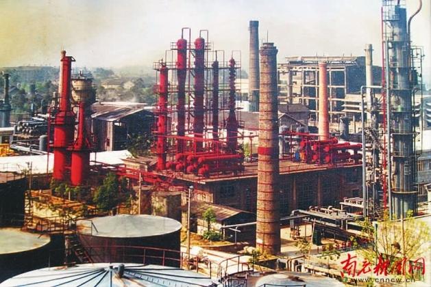南充炼油厂将拆除 打造南充城市记忆主题公园