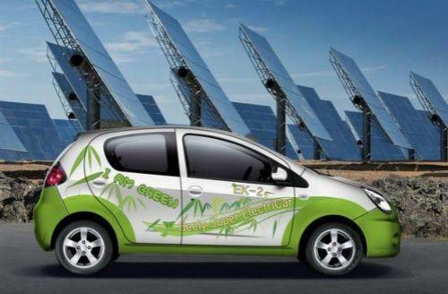 12月1日起 广元将启用新能源汽车专用号牌