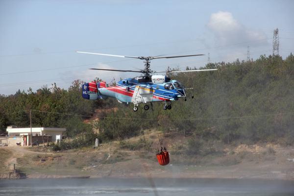 2020年前 四川林区将布局50个直升机临时起降场
