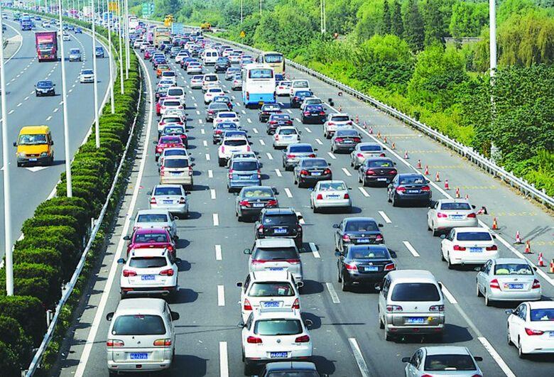 高速交警发布四川国庆中秋大假出行指南 这些路段易堵