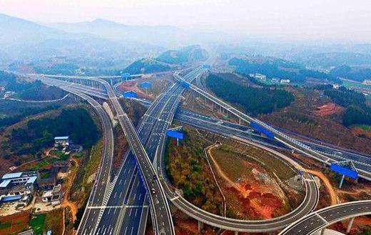 成安渝高速9月30日全线通车 四川段暂不收费