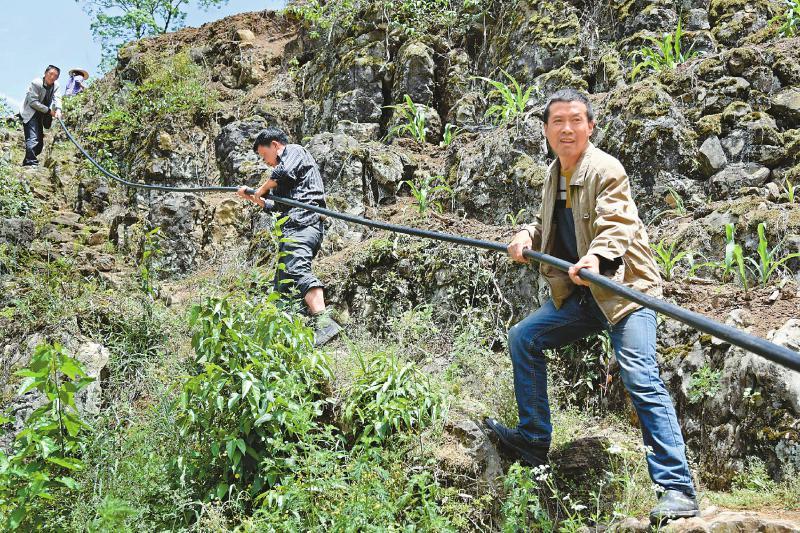 四川再造一个都江堰灌区 逾2800万农村人口喝上干净水